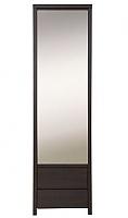 Шкаф с зеркалом Каспиан BRW SZF1D2SP/56