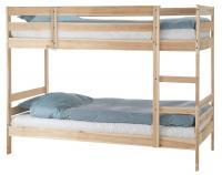 Кровать Боровичи Пирус (для покраски)