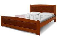 Кровать Шале Березка 1 кожа