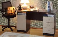 Стол письменный Олимп-Мебель 2-х тумбовый