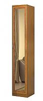 Шкаф для белья Гарун 105 с зеркалом
