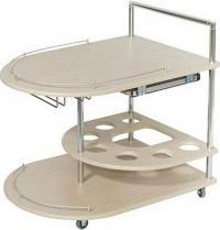 Стол сервировочный Мебелик Бармен