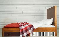 Кровать Этaжepкa Gouache Birch (120), арт.M10512ETG/4
