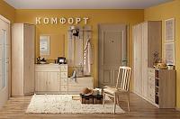 Набор мебели для прихожей Глазов Комфорт 1 (дуб сонома)