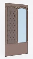 Вешалка с зеркалом к банкетке Кентавр 2000 Гранд-2, арт.12
