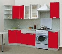 Кухонный гарнитур Трапеза 900х2100 (II категория)