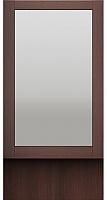 Зеркало настенное с полкой Ижмебель Скандинавия, арт. 43