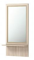 Зеркало настенное с полкой Ижмебель Брайтон, арт. 21