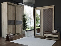Набор мебели для прихожей Корвет 25, композиция 1