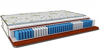 Купить матрас Татами Mix Solido Lux S1000 5 зон