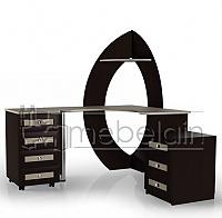 Стол компьютерный Мебелайн-44