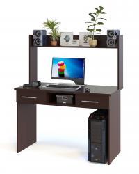 Стол компьютерный Сокол КСТ-107.1 + КН-17.1