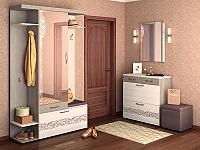 Набор мебели для прихожей Витра Мэри, комплектация 2