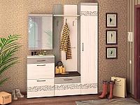 Набор мебели для прихожей Витра Мэри, комплектация 4