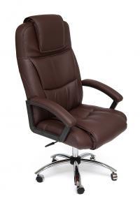 Кресло компьютерное Tetchair BERGAMO CHROME
