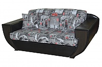 Диван Мебель-Холдинг Ночеас с подушками