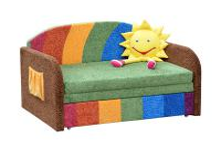 Диван детский Мебель-Холдинг Димочка-радуга