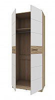 Шкаф Кентавр 2000 Элен 2х дверный для одежды, №01
