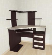 Стол компьютерный Мебелайн-35