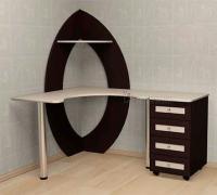 Стол компьютерный Мебелайн-40