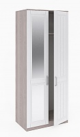 Шкаф Кентавр 2000 Аллегро 2х дверный с зеркалом левый, №01