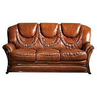 Диван-кровать ESF A-67 (3-х местный) коричневый