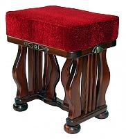 Банкетка Мебелик Джульетта средне-коричневый