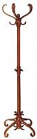 Вешалка напольная В 2Н (Марта) средне-коричневый