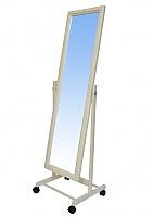 Зеркало напольное Мебелик В 27Н слоновая кость