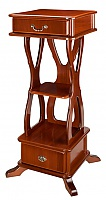 Подставка Мебелик Ника средне-коричневый