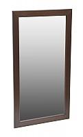 Зеркало Мебелик Васко В 61Н темно-коричневый/патина
