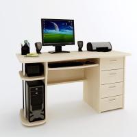 Компьютерный стол Компасс C 222 БН