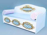 Диван - кровать Кроватка5 Барокко