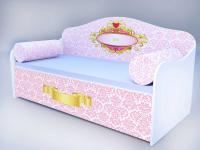 Диван - кровать Кроватка5 Барокко королевский