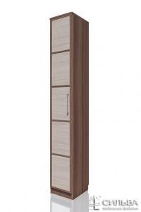 Шкаф для белья скошенный Сильва Рива 2 НМ 013.05-01