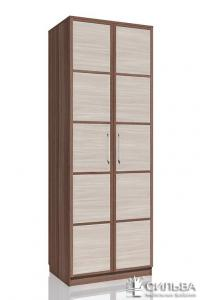 Шкаф для одежды Сильва Рива 2 НМ 013.02-03