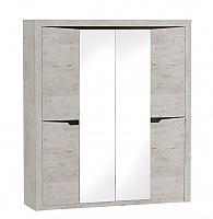 Шкаф МебельГрад Соренто 4х дверный Дуб бонифаций