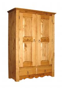 Шкаф распашной Волшебная сосна Arfleur
