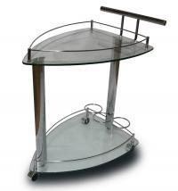 Сервировочный столик Red and Black SC-5068