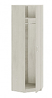 Угловой шкаф для одежды серии Лотос АРТ-5.26