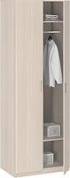 Шкаф для одежды 2-х дверный Боровичи Лотос АРТ-8.02