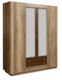 Шкаф для одежды Олимп-Мебель Фантазия 34.01