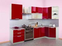 Кухонный гарнитур Трапеза Престиж 1900х1305 (I категория)