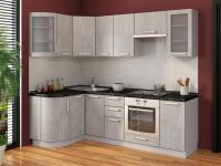 Кухонный гарнитур Трапеза Классика 1335x1800 (II категория)
