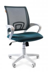 Компьютерный стул Chairman CH 696 white