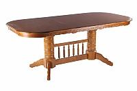 Стол МИК Мебель RNDT 4296 PCP MK-1111-GD
