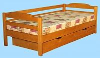 Кровать Альянс XXI век Лицей Плюс с ящиками
