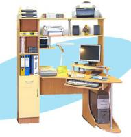 Компьютерный стол ГРОС СК-3 (правый)