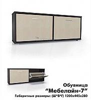 Обувница Мебелайн-7