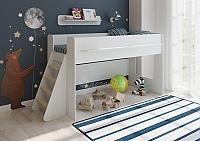 Кровать-чердак Легенда 23.1 белый